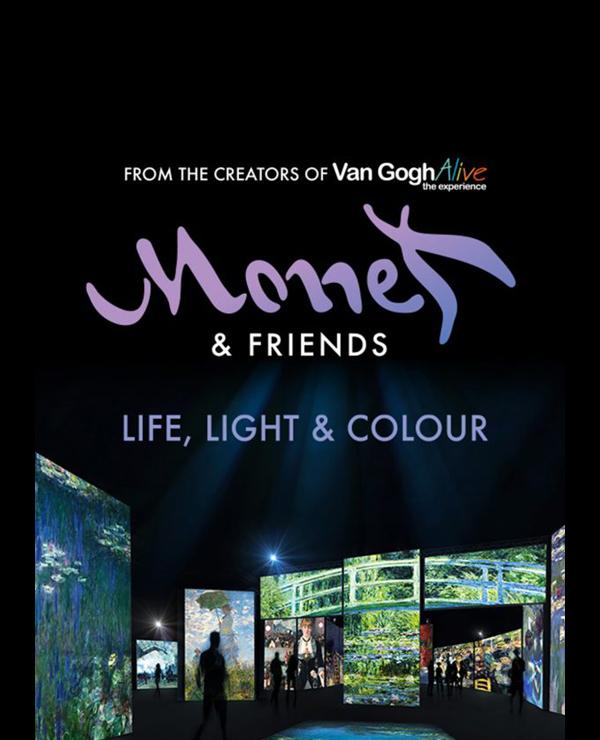 Monet & Friends